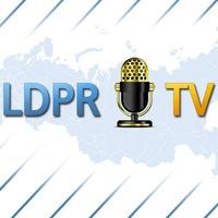 Логотип телевидения ЛДПР