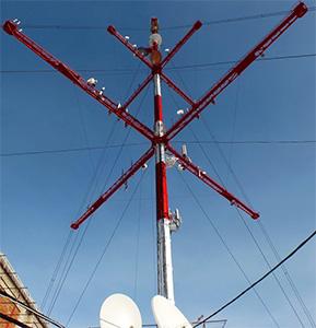 Передатчик РТРС-1 в Саранске